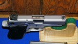 """Smith & Wesson Model 4513 Performance Center """"Shorty 45Only 662 Made! - 7 of 10"""