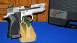 """Smith & Wesson Model 4513 Performance Center """"Shorty 45Only 662 Made! - 10 of 10"""
