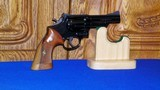 Smith & Wesson Pre-Model 19 .357 Combat Magnum, Four Screw Variation Factory S&W Letter, First Year Production. - 1 of 25
