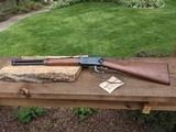 Winchester 94AE Wrangler II 38-55 SRC 16in barrel unfired - 1 of 12