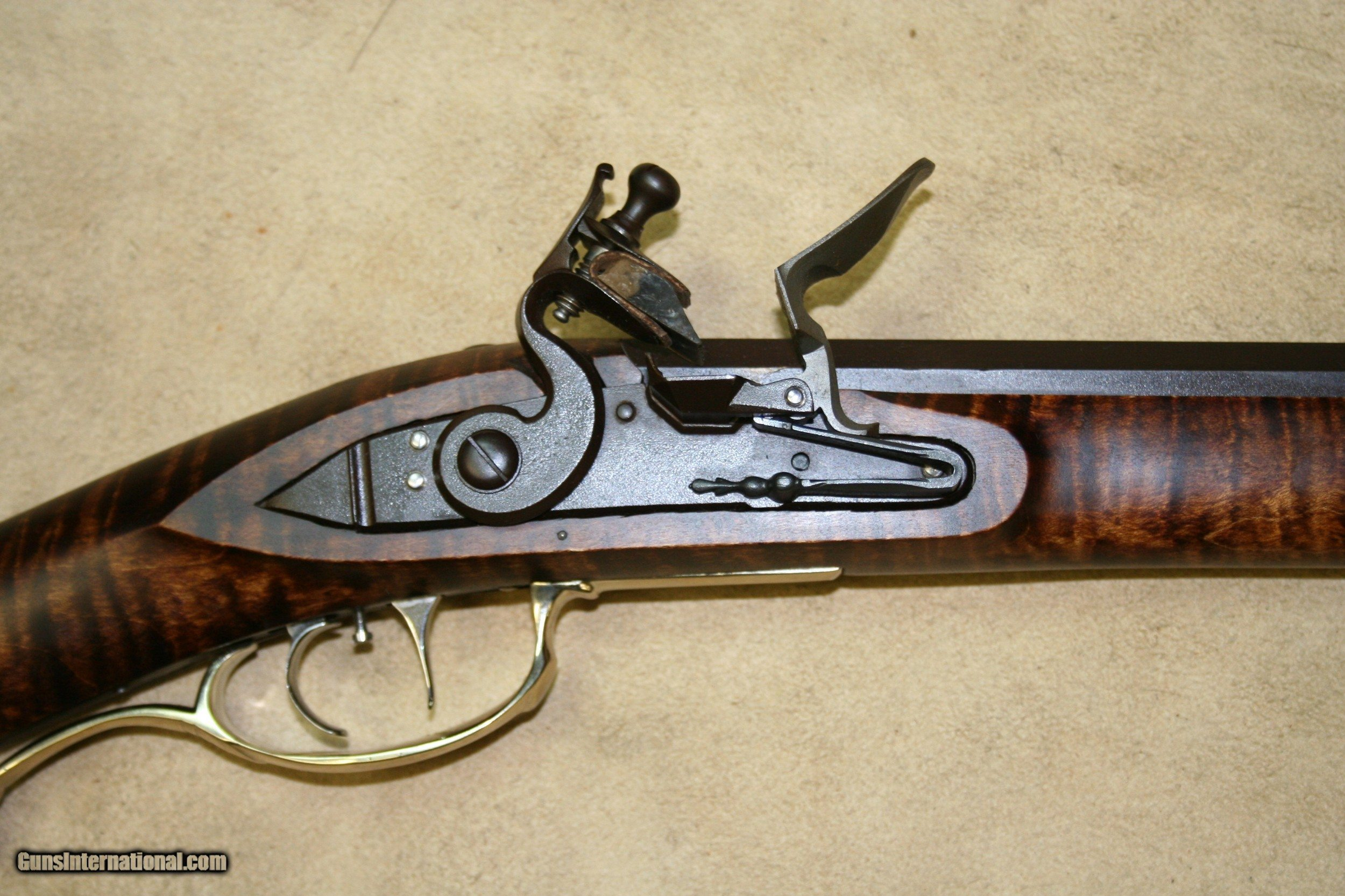 New Unfired 32 Cal Flintlock Virginia Style by M  Avance of TVM