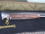 BROWNING ARMS COMPANY BELGIAN Superposed B-25 12 ga - 12 of 14