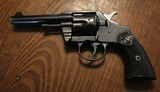 Colt New Army Revolver Model of 1892