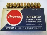 Peters 308 Winchester Ammo