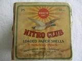 Remington UMC Nitro Club2 piece sealed box of 10GA