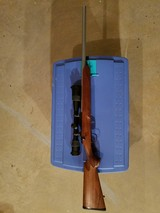 Cooper Model 21 rifle, 22 PPC, Excellent Cond.