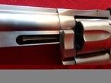 "*SOLD* Dan Wesson Arms Model 715 .357 Magnum 5"" barrel 6 shot DA/SA stainless steel revolver Hogue neoprene monogrip - 11 of 17"
