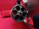 "*SOLD* Dan Wesson Arms Model 715 .357 Magnum 5"" barrel 6 shot DA/SA stainless steel revolver Hogue neoprene monogrip - 13 of 17"