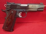 Les Baer Concept VII .45ACP 1911 Tactical With Bomar Target Sights, Box & Magazine