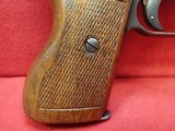 Mauser M1934 7.65mm Semi Auto Pistol with Nazi Waffenamt Marks Includes Magazine - 2 of 14