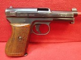 Mauser M1934 7.65mm Semi Auto Pistol with Nazi Waffenamt Marks Includes Magazine