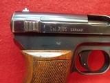 Mauser M1934 7.65mm Semi Auto Pistol with Nazi Waffenamt Marks Includes Magazine - 3 of 14
