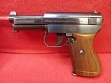 Mauser M1934 7.65mm Semi Auto Pistol with Nazi Waffenamt Marks Includes Magazine - 8 of 14