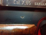 Mauser M1934 7.65mm Semi Auto Pistol with Nazi Waffenamt Marks Includes Magazine - 4 of 14