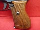 Mauser M1934 7.65mm Semi Auto Pistol with Nazi Waffenamt Marks Includes Magazine - 9 of 14