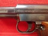 Mauser M1934 7.65mm Semi Auto Pistol with Nazi Waffenamt Marks Includes Magazine - 11 of 14