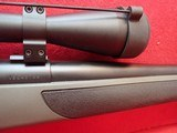 """Weatherby Vanguard .338 Win Mag 24"""" Barrel Bolt Action Rifle w/ Bushnell Scope SOLD - 6 of 25"""