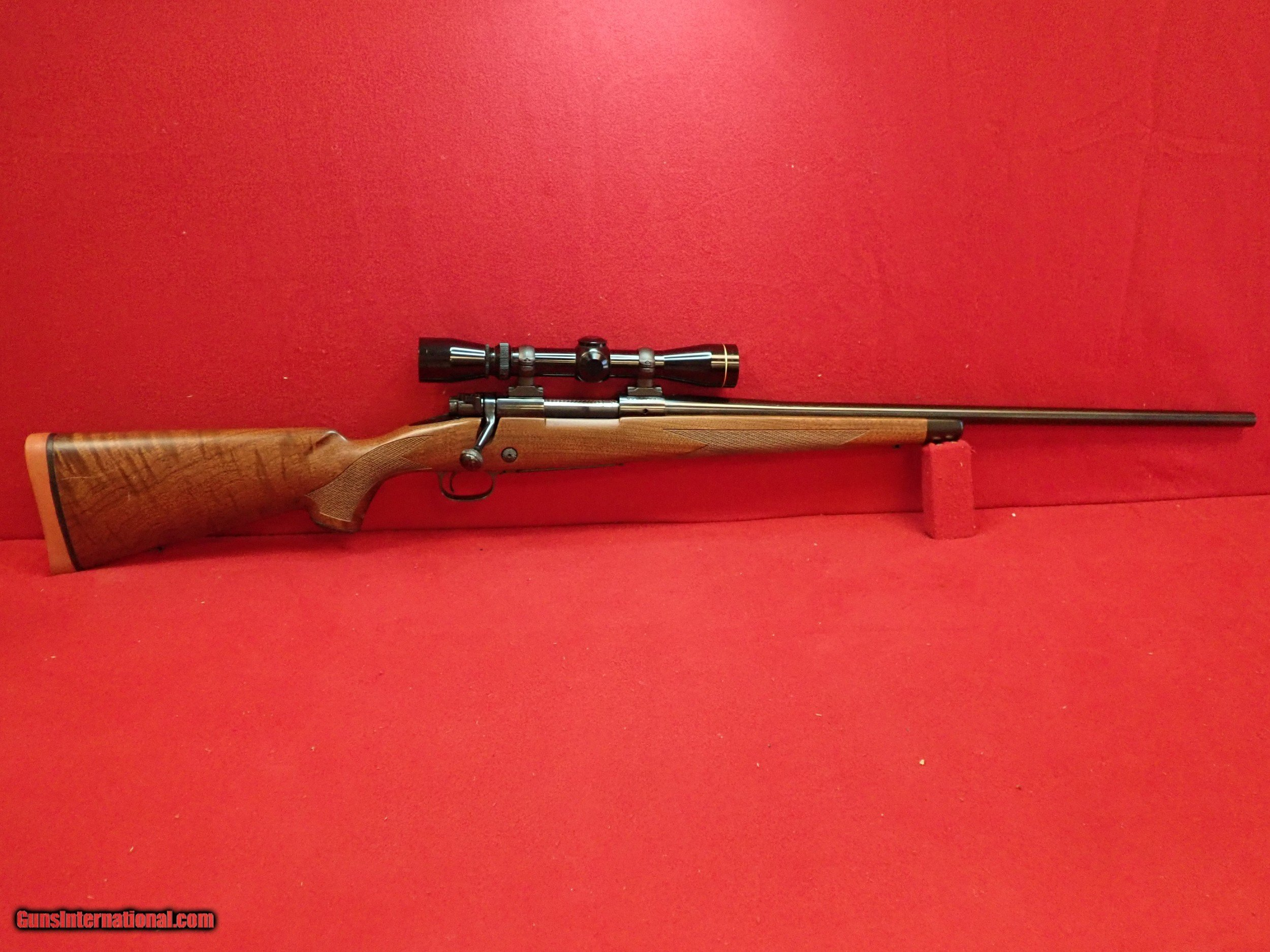 Winchester Model 70 SA 7mm-08 Bolt Action Rifle 24
