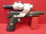 "Colt Gold Cup National Match 1911 .45 ACP 5"" Barrel Series 80 MKIV Competition With Tasco Red Dot, Original Box and 4 Mags"