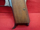 Femaru M37 Semi Auto Pistol 7.65mm 3-3/4