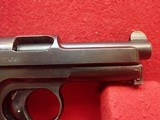 "Mauser M1914-34 7.65mm 3.4"" Barrel Semi Auto Pistol w/German Export Marks, Includes Magazine - 4 of 16"