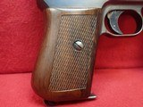"Mauser M1914-34 7.65mm 3.4"" Barrel Semi Auto Pistol w/German Export Marks, Includes Magazine - 2 of 16"