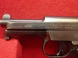 "Mauser M1914-34 7.65mm 3.4"" Barrel Semi Auto Pistol w/German Export Marks, Includes Magazine - 8 of 16"