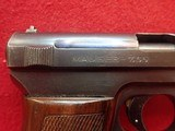 "Mauser M1914-34 7.65mm 3.4"" Barrel Semi Auto Pistol w/German Export Marks, Includes Magazine - 3 of 16"