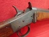 "Remington Model 4 .22L/S 22"" Octagonal Barrel Rolling Block Takedown Rifle - 4 of 18"