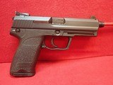 "HK USP Tactical .40S&W 5"" Threaded Barrel with Target Sights, 12rd Magazine"