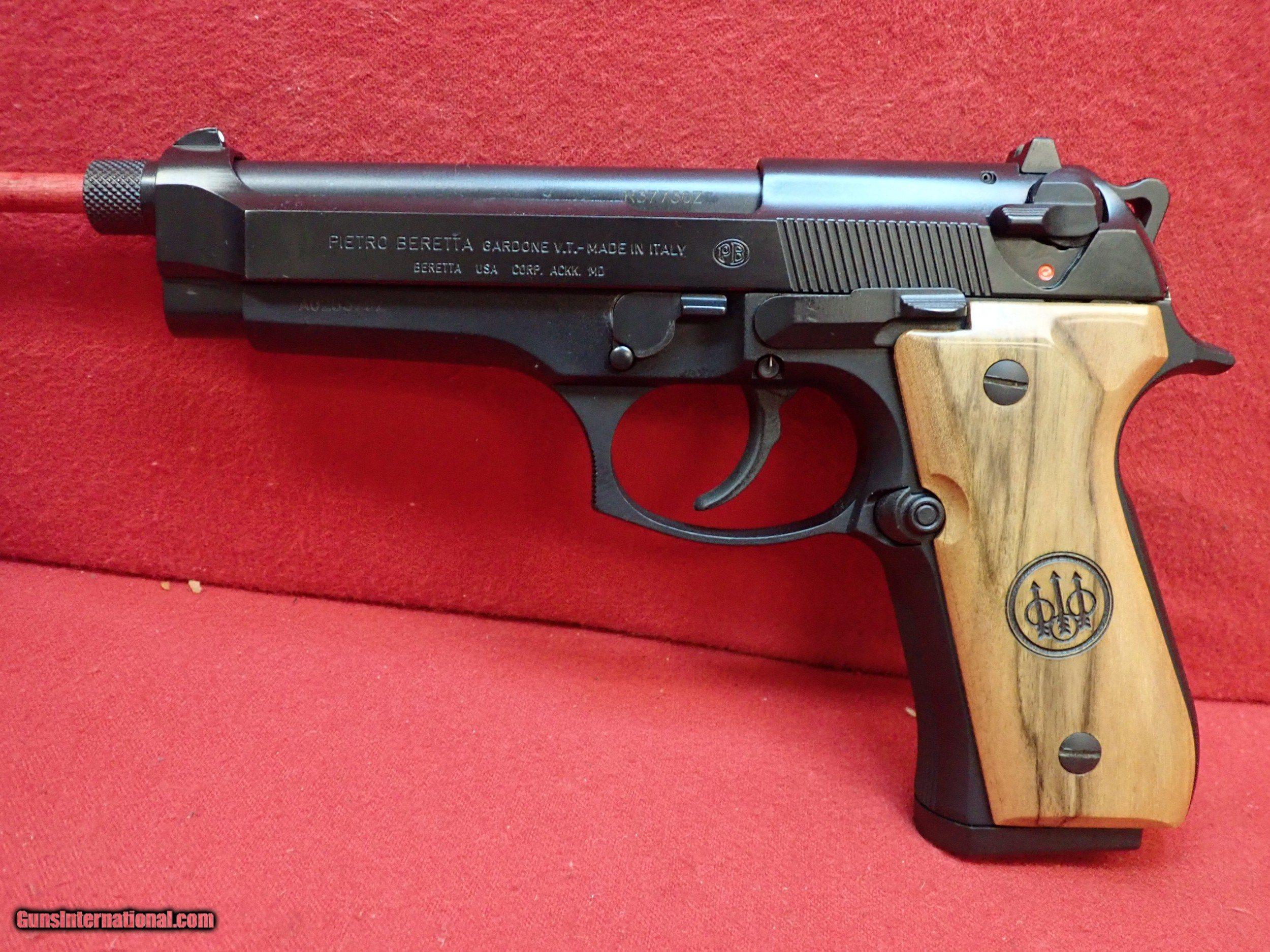 Beretta 92 barrel assembly