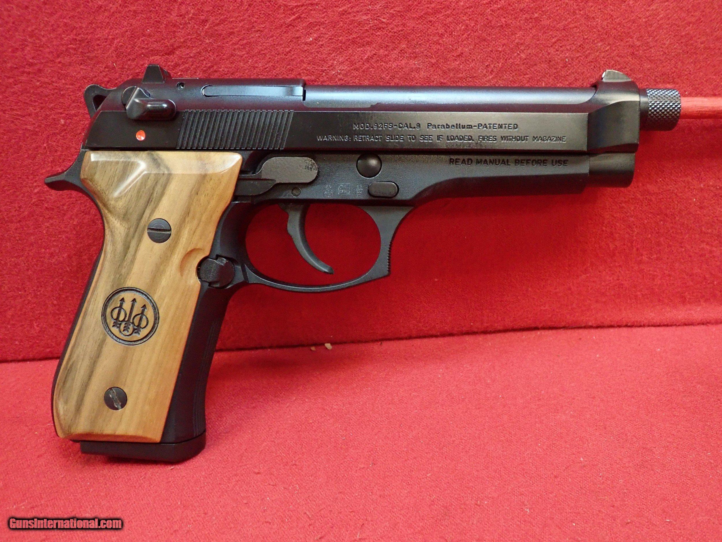 Beretta 92FS 9mm 5