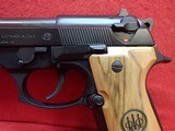 "Beretta 92FS 9mm 5"" Threaded Barrel w/15rd Mag, Original Barrel and Box - 8 of 21"