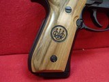 "Beretta 92FS 9mm 5"" Threaded Barrel w/15rd Mag, Original Barrel and Box - 2 of 21"