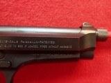 "Beretta 92FS 9mm 5"" Threaded Barrel w/15rd Mag, Original Barrel and Box - 5 of 21"