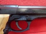 "Beretta 92FS 9mm 5"" Threaded Barrel w/15rd Mag, Original Barrel and Box - 4 of 21"