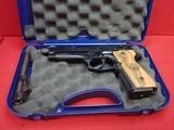 "Beretta 92FS 9mm 5"" Threaded Barrel w/15rd Mag, Original Barrel and Box - 20 of 21"