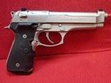Beretta 96 Brigadier Inox .40S&W 4.8