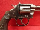 "Colt Police Positive Target Model, First Issue, Model G, .22WRF 6"" Barrel Revolver - 3 of 20"