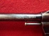 "Colt Police Positive Target Model, First Issue, Model G, .22WRF 6"" Barrel Revolver - 8 of 20"