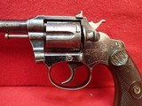 "Colt Police Positive Target Model, First Issue, Model G, .22WRF 6"" Barrel Revolver - 7 of 20"