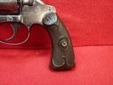 "Colt Police Positive Target Model, First Issue, Model G, .22WRF 6"" Barrel Revolver - 6 of 20"