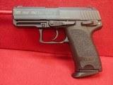 "HK USP 40 Compact .40 S&W 3.5""bbl Semi Automatic Pistol w/Case - 6 of 17"