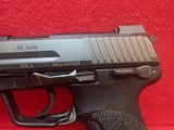 "HK HK45 .45ACP 5.25"" Threaded Barrel Semi Auto w/Night Sights, 10rd Mag - 8 of 16"