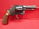 "S&W .32 Hand Ejector Pre-Model 30 .32S&W Long 3"" Barrel Blue Finish w/Original Box, Papers 1955mfg"
