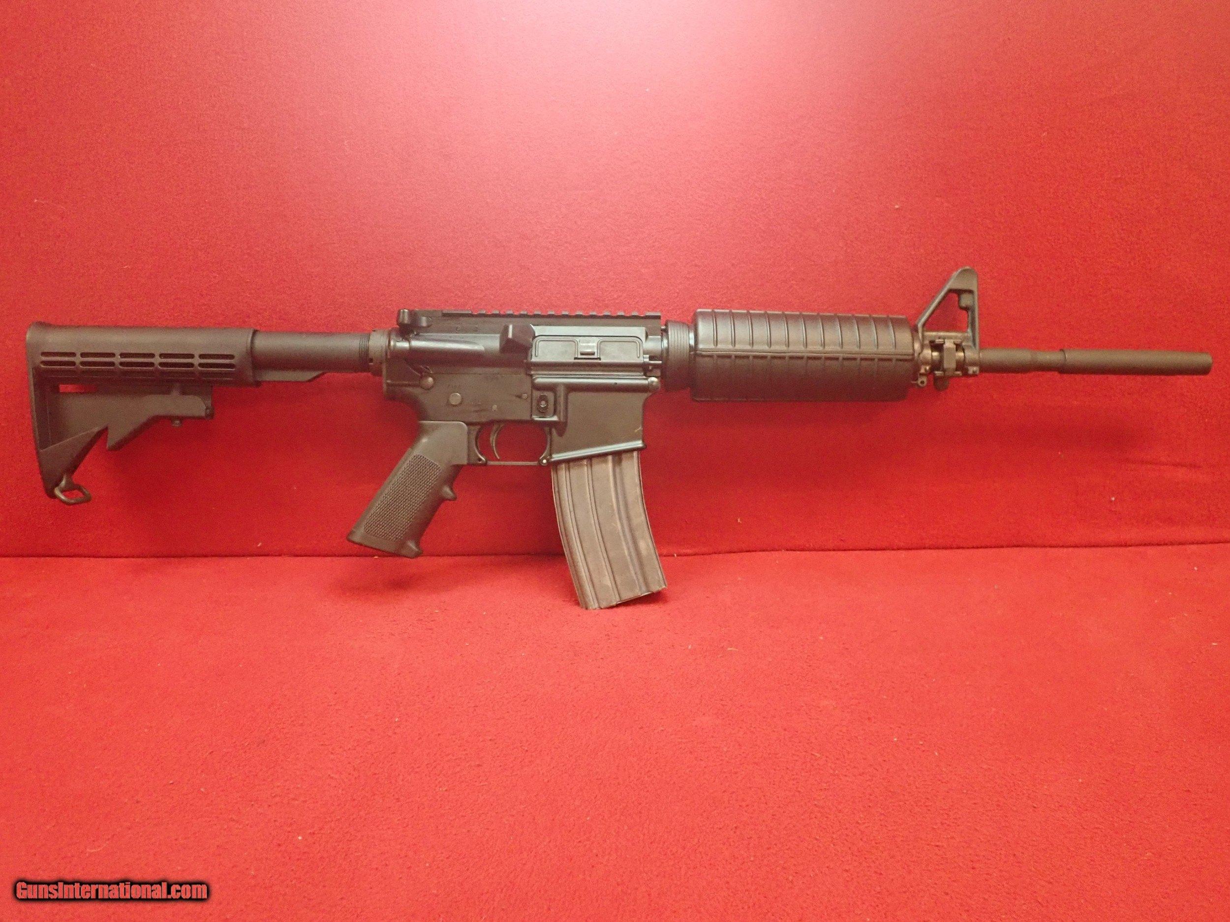 Colt Match Target M4 Carbine 5 56 / 223 16 1