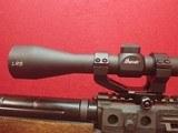 """Springfield Armory M1A .308win 21"""" Barrel w/ Burris LRS 3x-9x-40mm Rifle Scope, Harris Bipod, 20rd Mag, Walnut Stock - 12 of 20"""