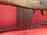 """Springfield Armory M1A .308win 21"""" Barrel w/ Burris LRS 3x-9x-40mm Rifle Scope, Harris Bipod, 20rd Mag, Walnut Stock - 14 of 20"""