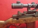 """Springfield Armory M1A .308win 21"""" Barrel w/ Burris LRS 3x-9x-40mm Rifle Scope, Harris Bipod, 20rd Mag, Walnut Stock - 3 of 20"""