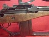 """Springfield Armory M1A .308win 21"""" Barrel w/ Burris LRS 3x-9x-40mm Rifle Scope, Harris Bipod, 20rd Mag, Walnut Stock - 4 of 20"""